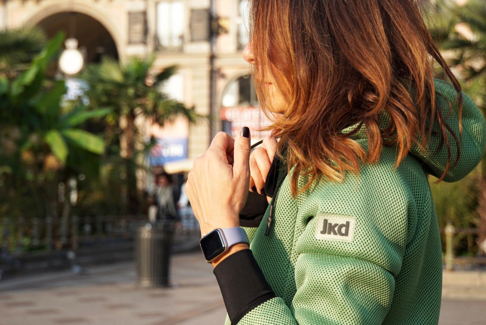 Apple Watch Series 4, stupiscimi ancora Run and the City