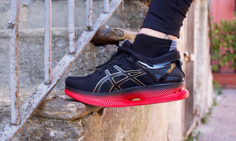 Asics Metaride, le prime immagini della scarpa che vuole