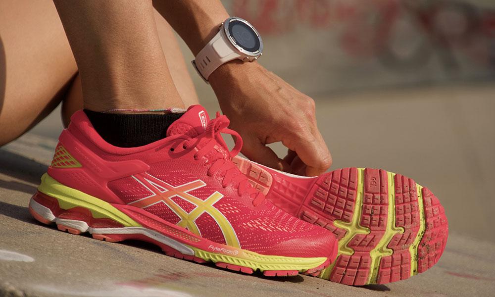 Come scegliere una scarpa da running e le nuove GEL Kayano